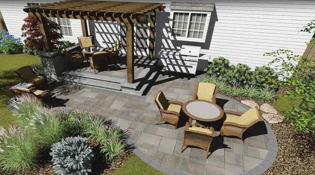 There Are Many Of Different Ways To Build A Patio And You May Not Know  Where To Begin. First, Think About What Is Most Important To You: Practical  Use, ...